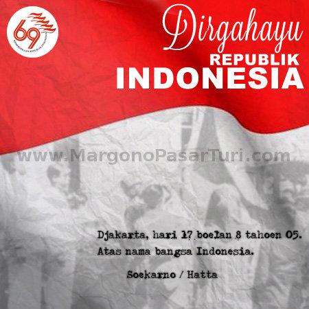 Banner 17 Agustus 1945